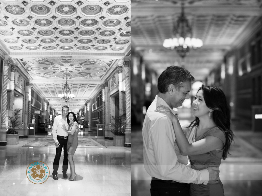 biltmore hotel engagement session.jpg