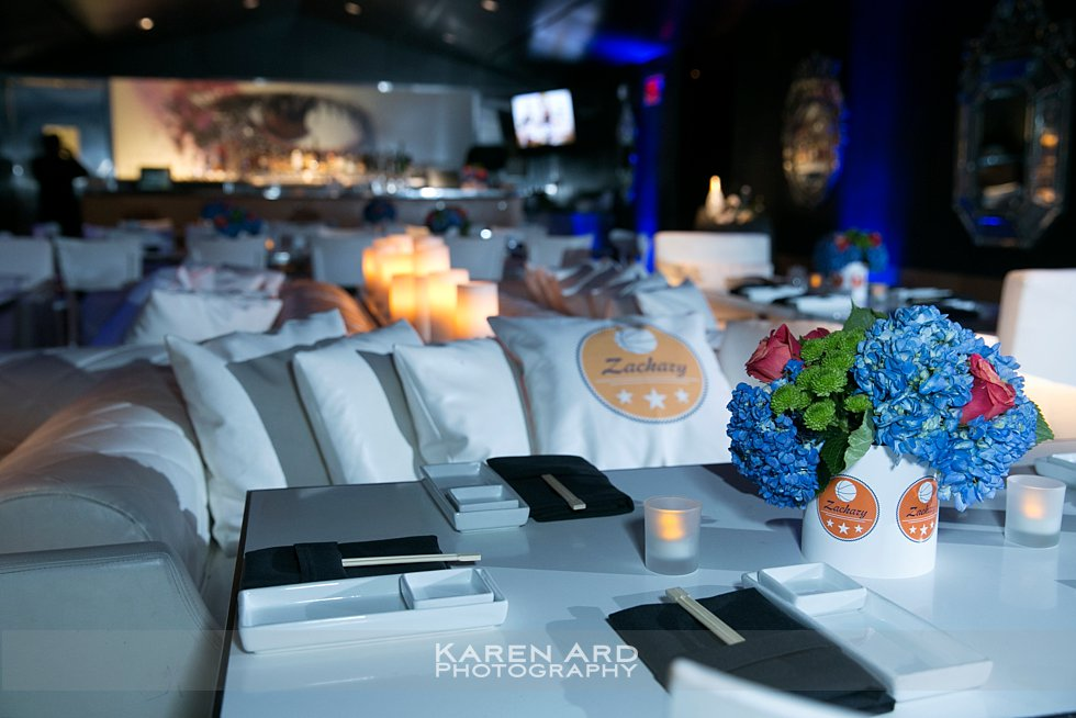 Wilshire blvd bar mitzvah karen ardkaren ard for Food bar wilshire