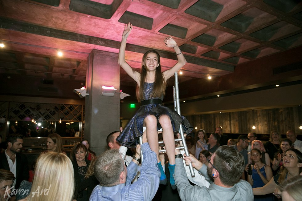 Los Angeles Bat Mitzvah