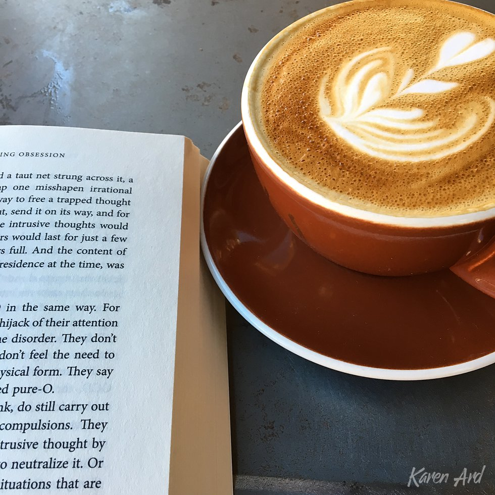 late and book from stumptown coffee