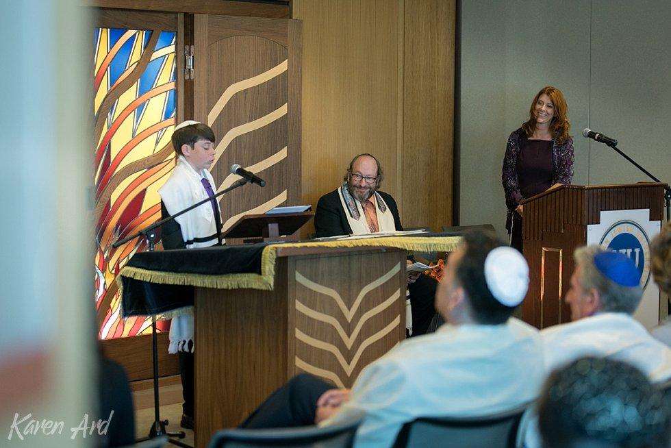jewish university bar mitzvah