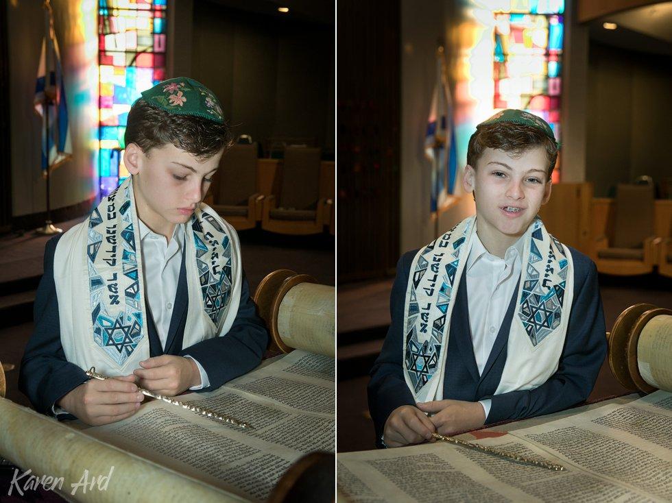 valley beth shalom bar mitzvah