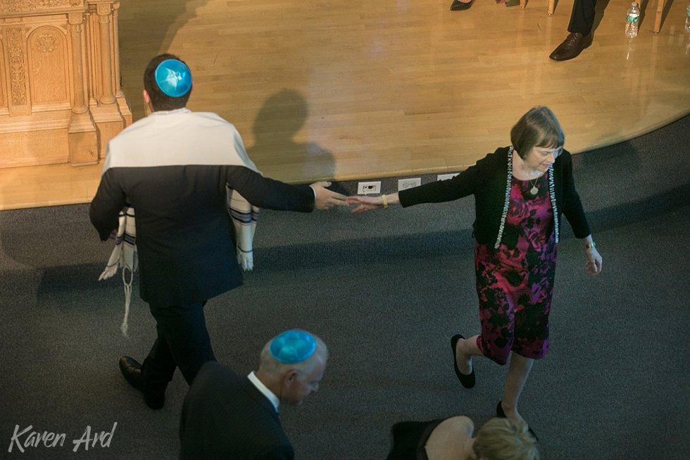 wilshire blvd bat mitzvah photography